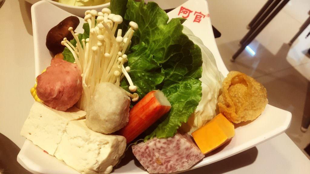 桃園。阿官火鍋專家 | 椰奶湯頭超棒 | 青埔美食