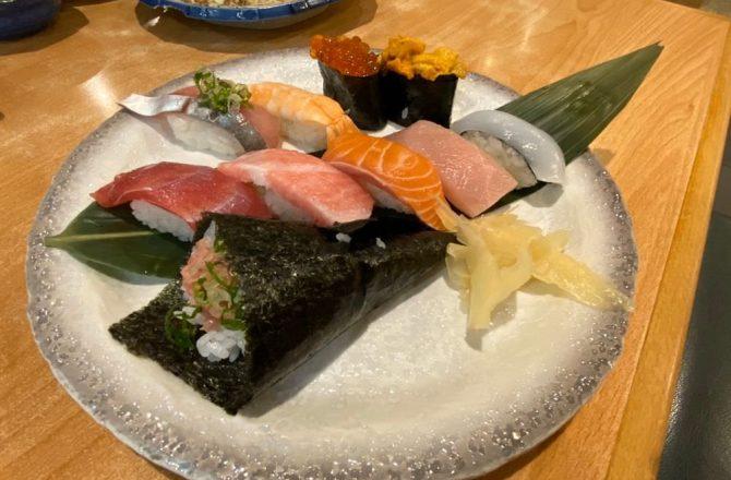 北市中山。大和日本料理 | 中山區晚餐 | 林森北美食
