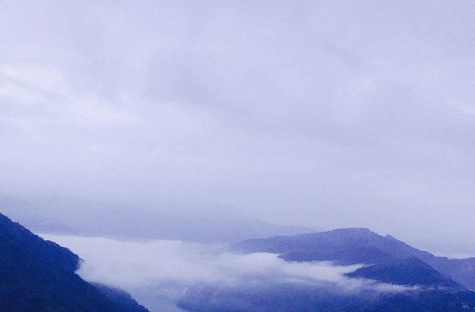 南投。清境雲的故鄉   傳說中的609   180度日出美景   清境民宿